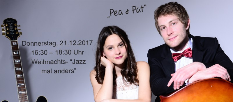 Pea & Pat - Weihnachts-
